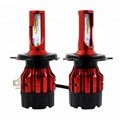 super bright led auto headlight led light h7 canbus led headlight