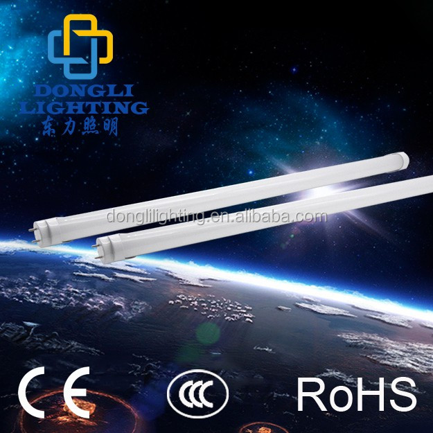 factory whole sale 4ft 1200mm T8 LED Tube 20 Watt G13 Energy Saving 70W Fluorescent Tube Replacement Brightest