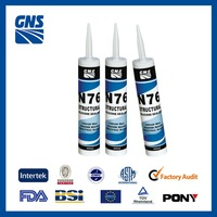 glass & mirror silicone adhesives sealants