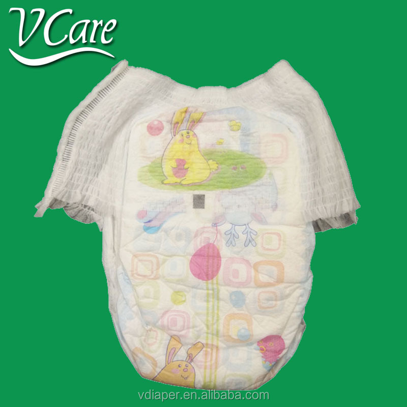 pants diaper for babies disposable adult baby diaper made in China