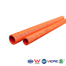 heavy duty pvc pipe for electrical AS/NZS 2053