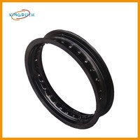 Chinese made black aluminum rim fit ATV motorcycles