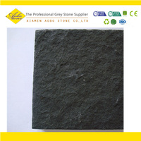 Wholesale G684 paving stone, black granite
