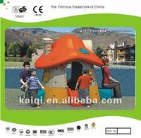 High Quality Kids Plastic Play Toy mushroom house