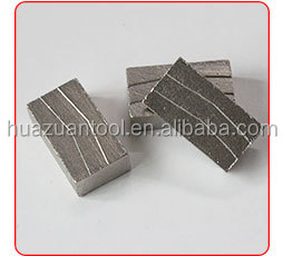 TT Shape Unique Design stone diamond cutting segments for granite