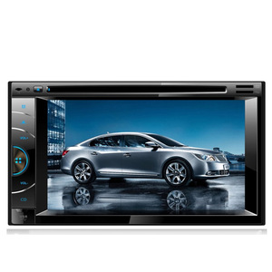 Double din universal car stereo with dvd player KSD-6529B