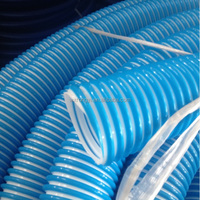 customized ocean blue vacuum parts