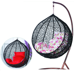 Cheap price balcony hanging chair Cool Modern Outdoor Furniture