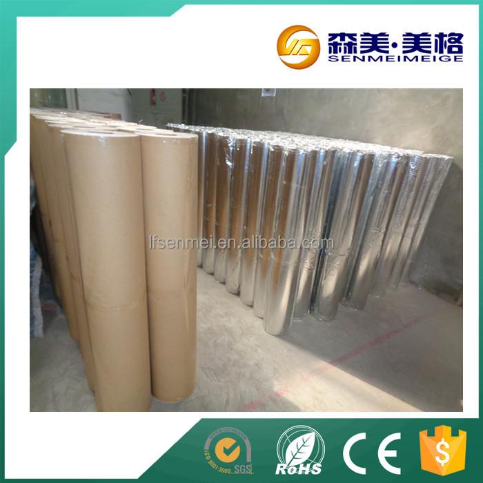 Vapor barrier aluminum foil woven aluminum foil alcan for Fireproof vapor barrier
