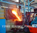 Good quality cheap price 3000kg 1500KW stainless steel melting furnace supplier