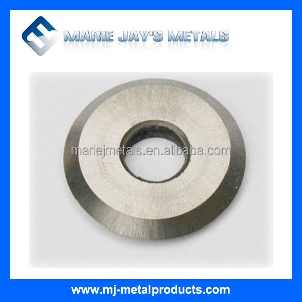 Zhuzhou new product cemented tungsten <strong>carbide</strong> disc tile <strong>cutter</strong>