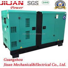 2017 High quality hot sale water-cooled Soundproof 35 kva commins set