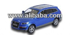 Original AUDI Q7 Series with excellent to scale detailing