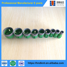 Dia.5mm-125mm Brazed Diamond Core Drill Bits For stone cutting