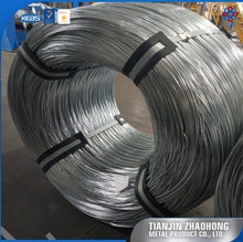 Low price 18 # zinc coated galvanized wire / gi iron wire