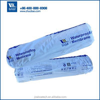 Exposed Polyester Reinforced PVC Waterproofing Membrane Sheet