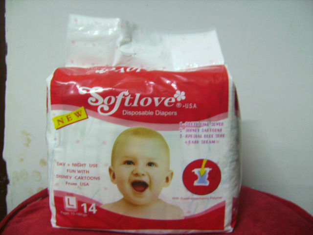 BABY DIAPERS, ADULT DIAPERS, SANITARY NAPKINS