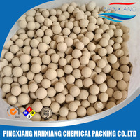 High adsorption Molecular sieve ball Zeolite 3A in chemical application