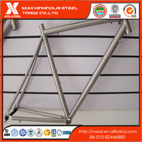 Titanium Ti-3Al-2.5V fat tire bike frame