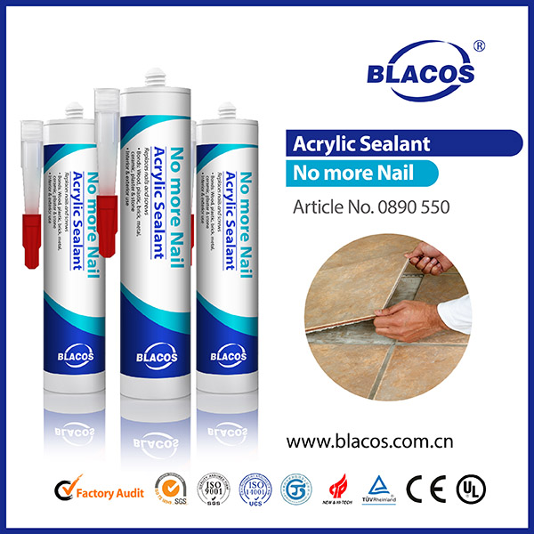 construction acrylic water glass acrylic silicone rubber adhesive sealant acrylic for kitchen bathroom baths showers a