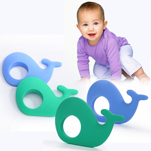 Baby Teether Silicone Teether for Teething Animal Teether