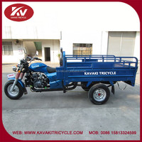Africa India Good quality powerful blue 175cc tricycle motor made in China