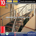 stainless steel railing with beautiful design