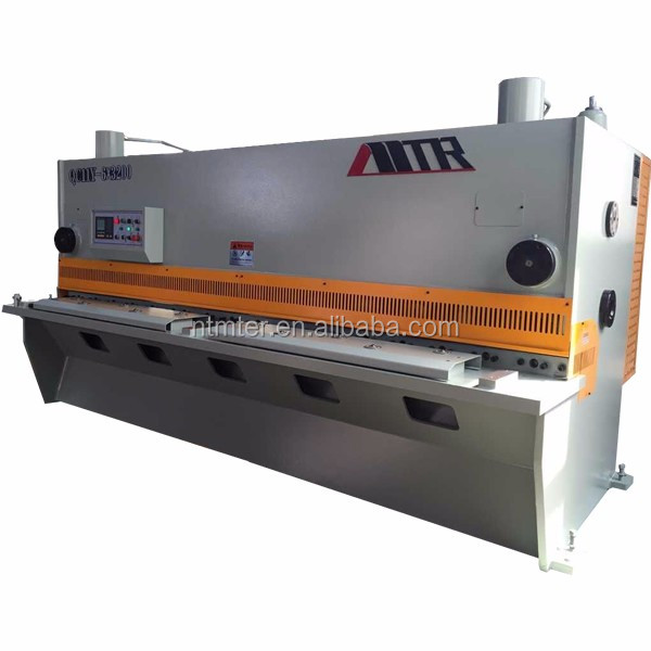 MTR Automatic Netting Sheet Cutting Machinery for QC11Y - 6 * 3200