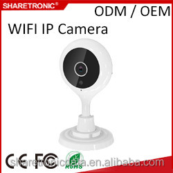 Indoor security system wifi ip camera Security H.264 1.0MP HD 720P IP Camera P2P IR Cut WiFi Wireless Network