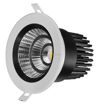 high lumen CRI>80 COB CXA1816 20 watt cob led light aluminum housing cob downlight energy saving led lamp