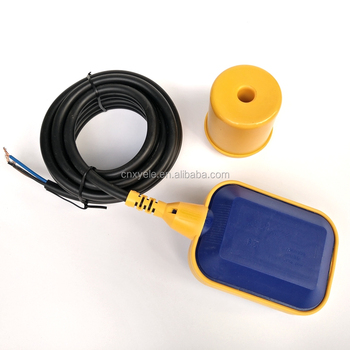how to connect float switch in water tank