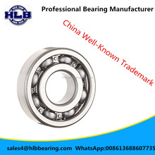 Chinese factory professional manufacturer ball bearing motorcycle honda deep groove ball bearing