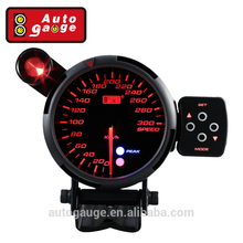 80 mm Thermal Stability LED Fire Truck Speedometer