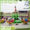 New design theme park equipemnt rotating bee rides for sale