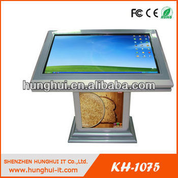 32/42/55 optical touch screen kiosk