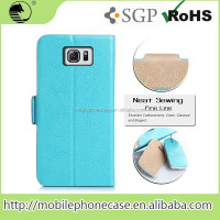 Oem Service Leather Phone Cases For Sumsung Note 5 Edge