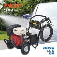 262 Bar High Pressure Water Jet Cleaner Factory Price