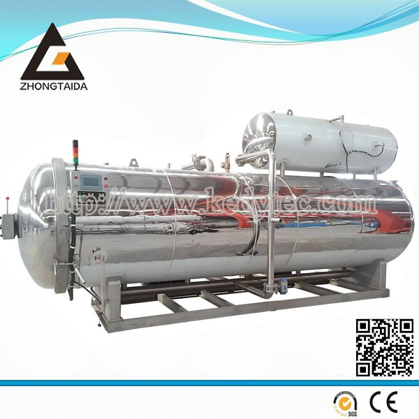 Horizontal Industrial Autoclave