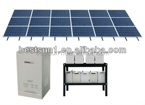 solar cell production equipment 3000W