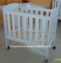 Wooden cot bed baby bed for baby furniture