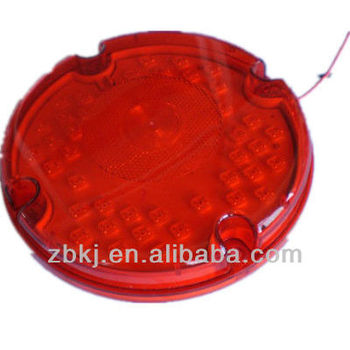 47 Diodes 7 inch round LED bus rear lamp