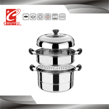26-34CM chinese imports wholesale stainless steel steamer