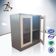 Luoyang mingxiu 2 swing door cheap steel file cabinets / kids cupboard