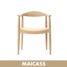 Maicass scandinavian solid wood Kennedy chair for dining