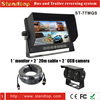 Security Cctv Car Camera System For