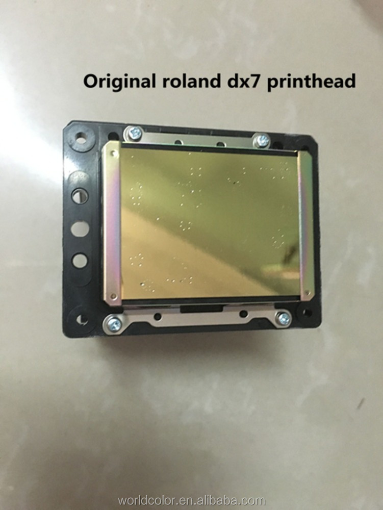 Original Dx7 print head for Roland vs640 rs640 re640 dx7 printhead on sale
