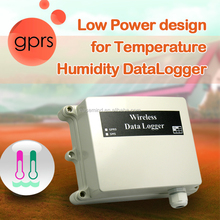 gsm gprs temperature CO2 collector data logger remote Industrial Equipment Monitoring