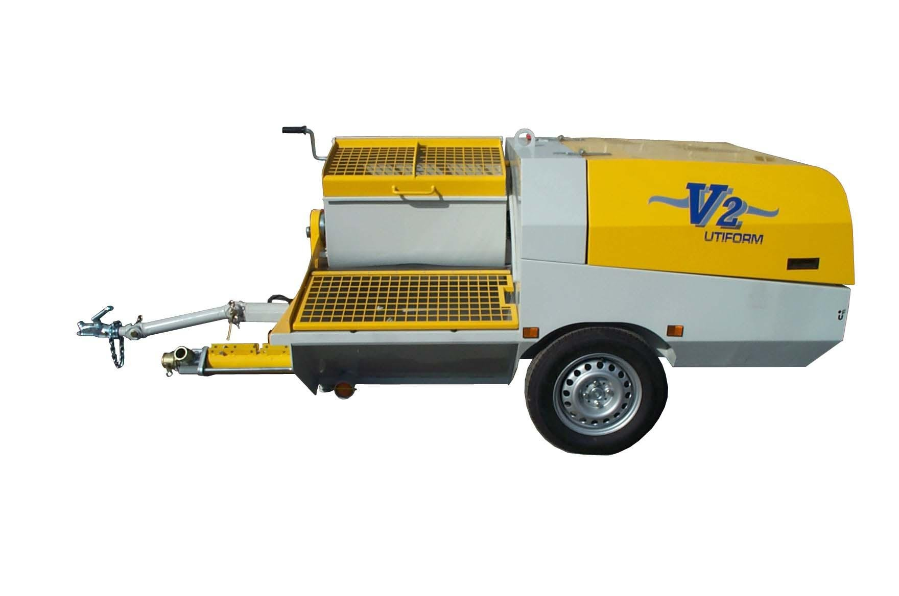 plastering machine(mixing,pumping and spraying)sand,chement and water