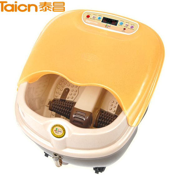 ozone bubble infrared water wave bath massager foot tc-3027