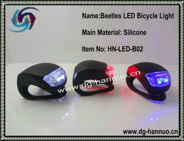 bike light turn signal/bike frame lights/red and blue bike lights